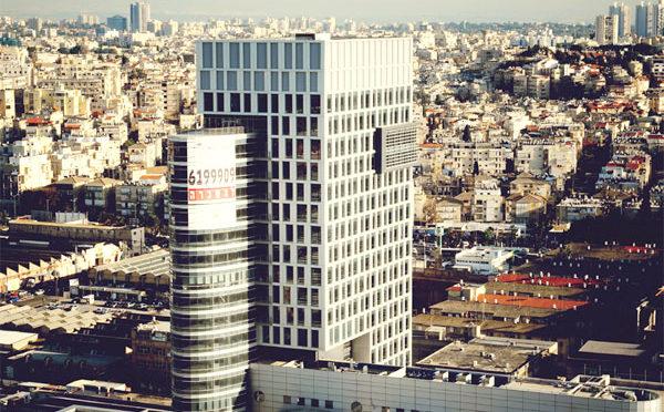 Cebus Rimon - Concord Towers, Ramat Gan