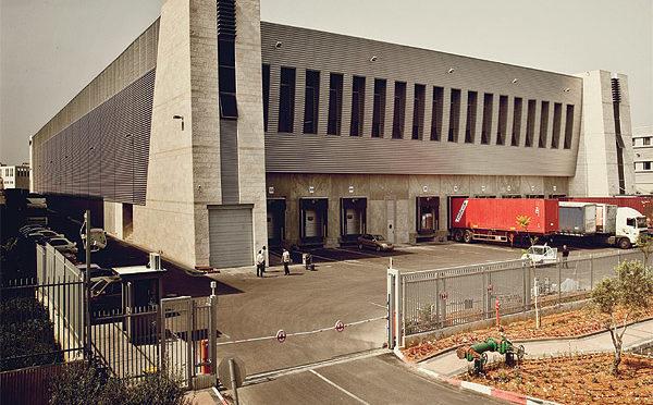 Cebus Rimon - Diplomat Buildings, Airport City