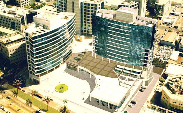 Cebus Rimon - Ekerstein Towers, Herzliya
