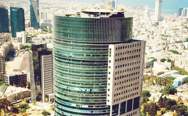 Cebus Rimon - HaKirya Towers, Tel Aviv