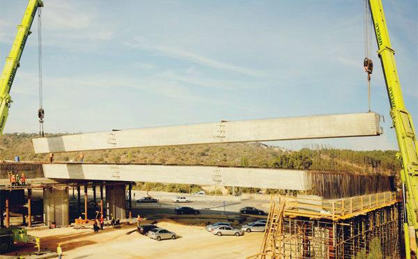 סיבוס רימון - גשר בצומת המוביל