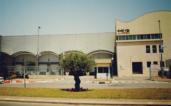 Cebus Rimon - MPL Building, Airport City