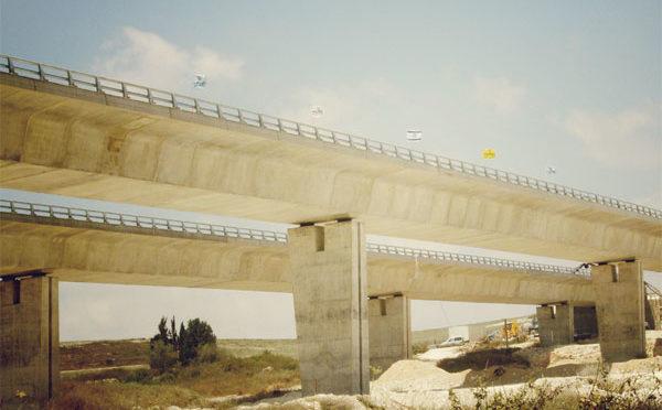 סיבוס רימון - כביש חוצה ישראל קטע 18