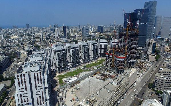 סיבוס רימון - מגדלי לב תל אביב ( שוק סיטונאי ) גינדי סיטי